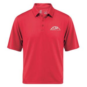 (A) Men's Performance Polo Shirt