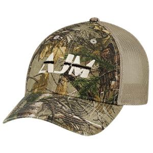 (A) Enzyme Washed Brushed Polycotton / Soft Nylon Mesh :: Realtree XTRA ®