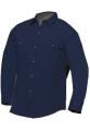 Big Al 1132 Long Sleeve Work Shirt - Cotton
