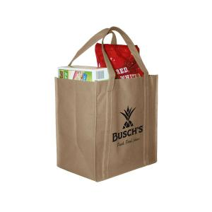 12 X 12 X 8 Standard Grocery Tote - Blank