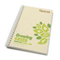 """Growing Green"" Earth Day Seed Paper Journal Standard"