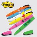 Post-it® Flag+ Highlighter - 4-Color Process - Classic Series