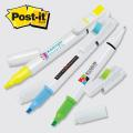 Post-it® Flag+ Pen and Highlighter Combo - Trio Series