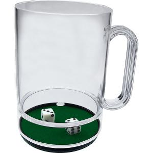 """Craps"" 16oz Compartment Mug"